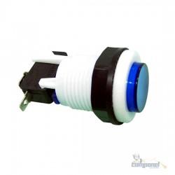 Chave Botão Push Button M29 Azul